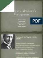 ppt f.w.taylor