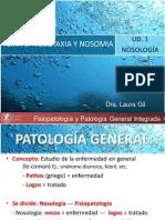 Nosología y Nosotaxia