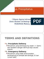 Partus-Presipitatus-GdfDON vsv