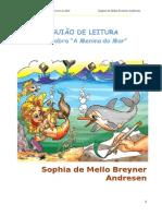 Guião de Leitura Da Obra a Menina Do Mar
