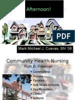 Community Health NursingLecture