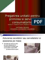 4 Completarea Mesei Asteptarea Consumatorilor