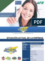 Manual de capacitación para empresa radiodifusora