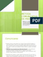 Metoda Comunicatica