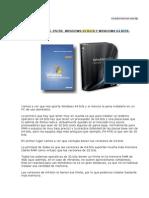 Diferencia Entre Windows 7 y 8
