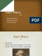 Karl Marx Apresentação Final