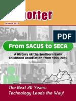SECA Reporter Fall 2015
