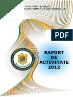 Bilant ANP 2012