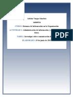 Comunicación de Datos_SIO
