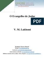 V. M. Lakhsmi – O Evangelho de Judas