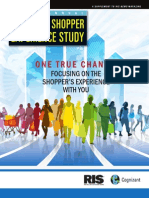 Sixth Annual 2015 Shopper Experience Study