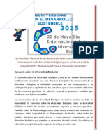 DI DiversidadBiologica2015