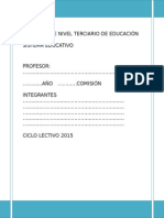 Sistema Educativo Intef