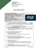Ifr Fise Discipline Ipmi Ifr 2013-2014 Anul 2 Semestrul 4