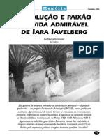 Revolução e paixão na vida admirável de Iara Iavelberg