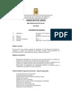 Formulación de Proyectos Sociales-OrMEA JAVIER