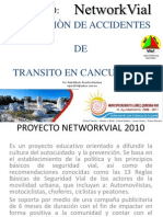 NETWORKVIAL EN CANCUN 2010