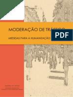 Cartilha Moderação de Tráfego - Medidas Para Humanização Da Cidade