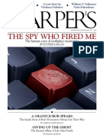 """Kaplan- """"the Spy Who Fired Med"""""""