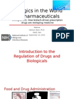 Biologics in the World of Pharmaceuticalsv2