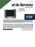 Panasonic Igual Premium Ct-27sc13g