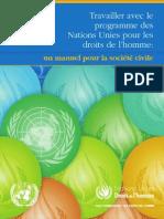 OHCHR Handbook Fr