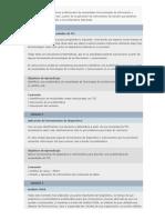 Diagnóstico de Necesidades de Tecnologías de Información y Comunicación