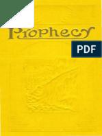 Profecia (1929, Joseph Franklin Rutherford)