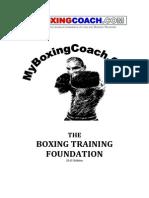 Boxing Training Foundation