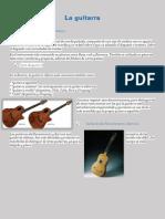 Articulo Guitarra Luis Antonio
