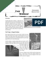 Simple Machines Model Set, Wooden