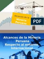 Alcances de La Mineria en El Ambito Internacional