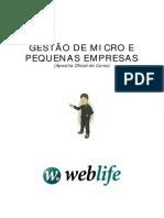 Apostila - Gestao de Micro e Pequenas Empresas