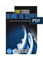 Penny Stocks Behind the Scenes