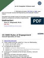 CSE 3000 Introduction