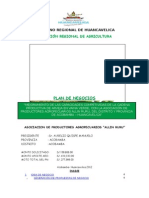 Plan Arveja Gobierno Regional