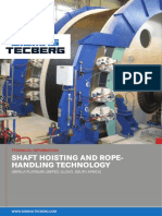 TECHNICAL INFORMATION SHAFT HOISTING AND ROPEHANDLING TECHNOLOGY (IMPALA PLATINUM LIMITED, ILLOVO, SOUTH AFRICA)