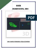 Guía Autocad Civil 3d