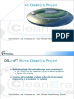 DELcraFT Works; CleanEra Project