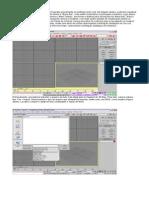 Aplicação de Texturas Em Um Modelo 3d Gerado Previamente No Software Auto Cad