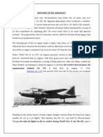 History of Jet Aircraft