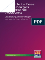 A Guide to Fees and Charges for Personal Accounts (1)