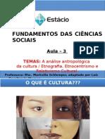 Aula 3 Fund. Ciencias Sociais Maricelia 2014