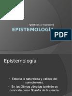 Expo de Epistemología