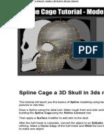 3DS MAX Spline Cage Tutorial