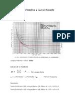 Cálculo Rasante y Curvas Verticales