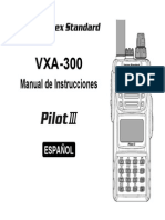 VXA-300 Manual de Usuario