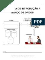 Apostila Oficial de Banco de Dados