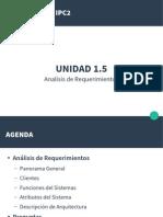 IPC2Unidad1.5 Analisis Requerimientos
