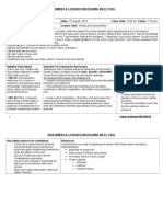 edfd 260 lesson plan utilising an ict tool
